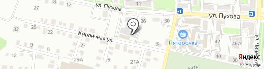 Теплогарант на карте Калуги