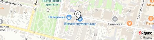 Окна VEKA на карте Калуги