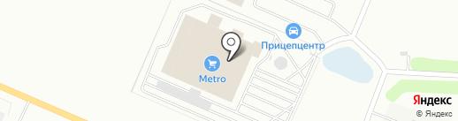Банкомат, Кредит Европа банк на карте Калуги