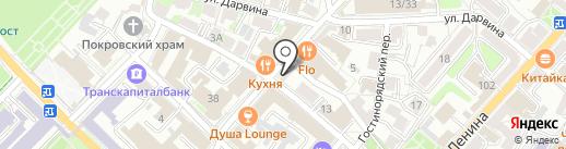 Калужский региональный психологический центр на карте Калуги