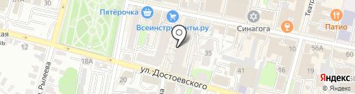 Магазин стоматологического оборудования на карте Калуги