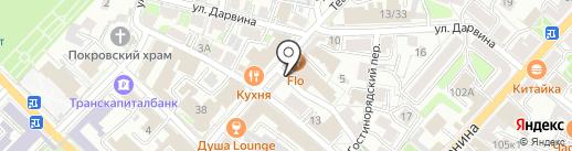 12В на карте Калуги