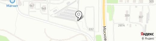 Автоторгсервис на карте Калуги
