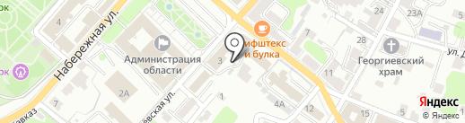 Комитет по благоустройству на карте Калуги