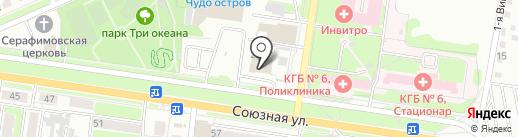 7 пятниц на карте Курска
