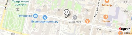 Банкомат, СМП банк на карте Калуги