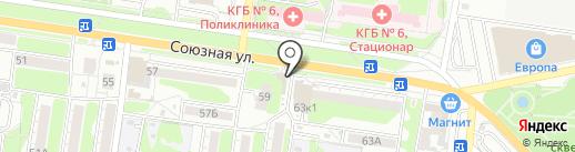 Новые технологии на карте Курска