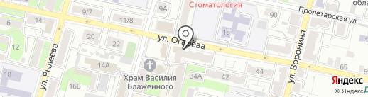 ЭМСОТЕХ, ЗАО на карте Калуги