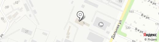 ANTIKOR40 на карте Калуги