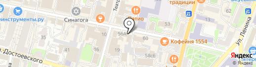 Магазин электротехники на карте Калуги