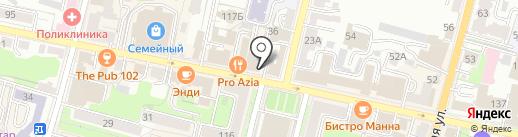 Офис плюс на карте Калуги