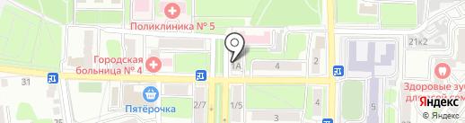 Центр гигиены и эпидемиологии в Калужской области на карте Калуги