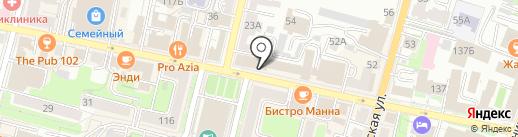 Регистратор Р.О.С.Т. на карте Калуги
