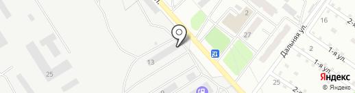 Утилизирующая компания на карте Калуги