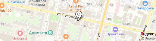 ТТК на карте Калуги