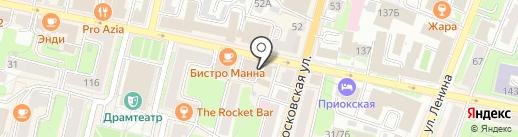 Розен и партнеры на карте Калуги