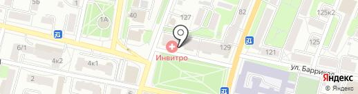 Русское Радио Калуга, FM 102.1 на карте Калуги