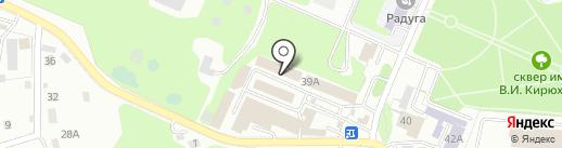 MAX PERFORMANCE на карте Калуги