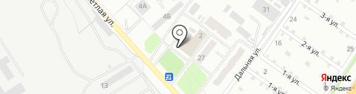 Интергаз на карте Калуги