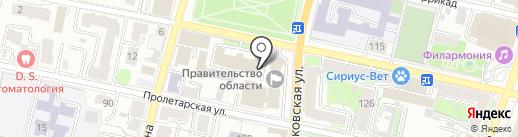 Fish house на карте Калуги