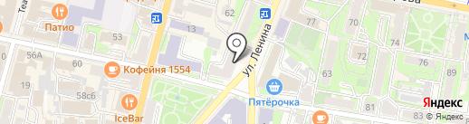 Банк ВТБ 24, ПАО на карте Калуги