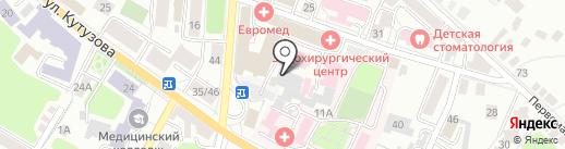 ZETA на карте Калуги