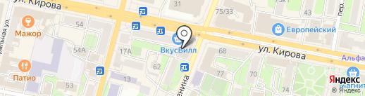 HARD RUSH на карте Калуги