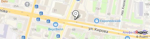 ЮРИСТ-КАЛУГА.РУ на карте Калуги