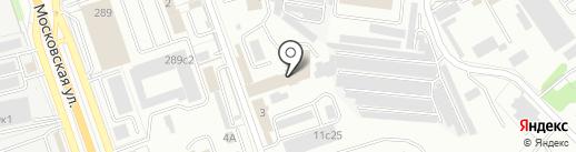 Россервистранс, ЗАО на карте Калуги
