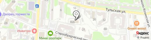 Государственный региональный центр стандартизации, метрологии и испытаний Калужской области на карте Калуги