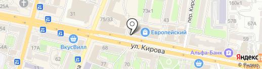 Spar на карте Калуги