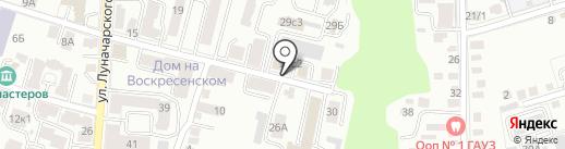 КЕРАМИКА ЛЮКС на карте Калуги