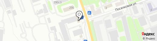 Адвокатский кабинет Ропота А.В. на карте Калуги