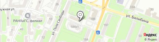 Флоп на карте Калуги