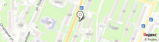ТМК на карте Калуги
