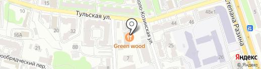 Энергогарант, ПАО на карте Калуги