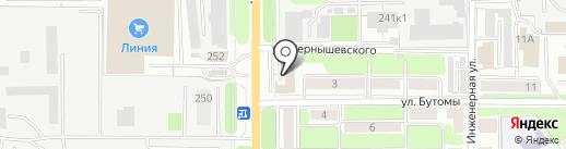 Восточный экспресс банк, ПАО на карте Калуги