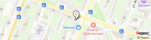 СотиКомп-сервис на карте Калуги