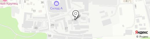 ПромПроект на карте Калуги