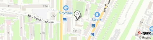 СПСР-Экспресс на карте Калуги
