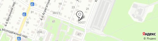 Баня у Евгения на карте Курска