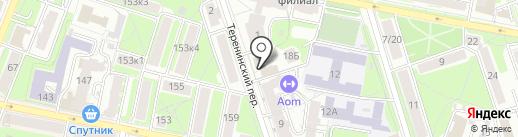 СОГАЗ на карте Калуги