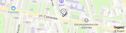 NailStyle на карте Калуги