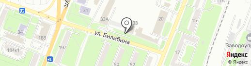 ФАБРИКА 2016 на карте Калуги