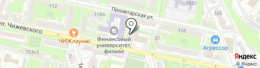 1 отряд ФПС по Калужской области на карте Калуги