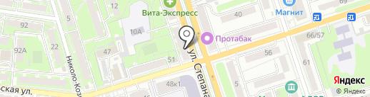 ТриколорТВ на карте Калуги
