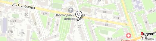 Монтажная Компания ЩИТ на карте Калуги