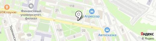 AUTOEXPRESS на карте Калуги
