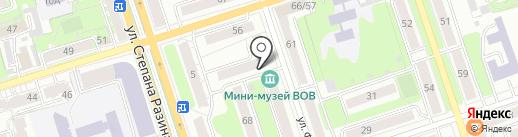 VINAVTO на карте Калуги