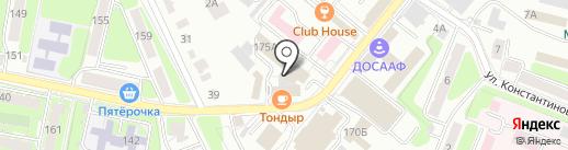 AquaPrint40 на карте Калуги
